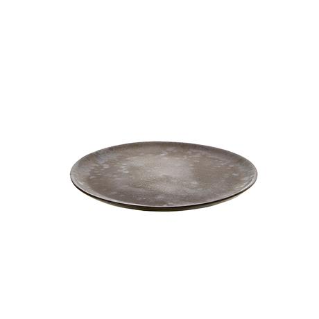 RAW Nordic Brown - lunch plate 1 pcs