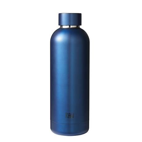 RAW - thermo bottles in steel mat blue 1 pcs