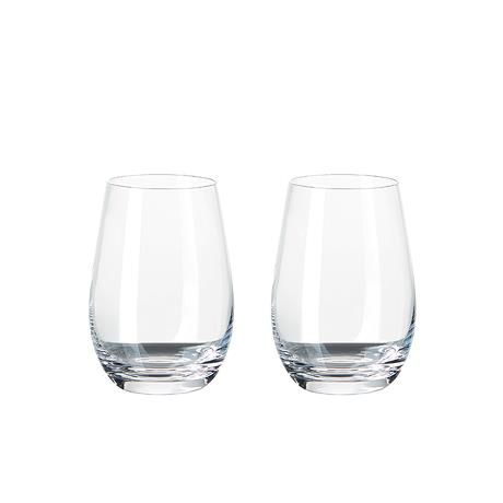 Passion connoisseur - water glass - crystal 2 pcs.